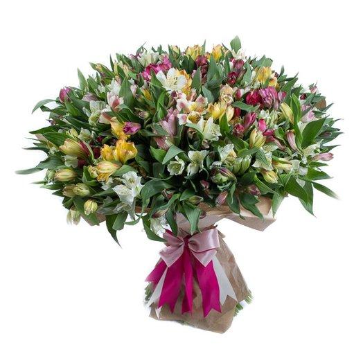 Букет № 51 Меллани: букеты цветов на заказ Flowwow