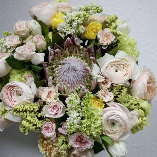 Цветы для королевы: букеты цветов на заказ Flowwow