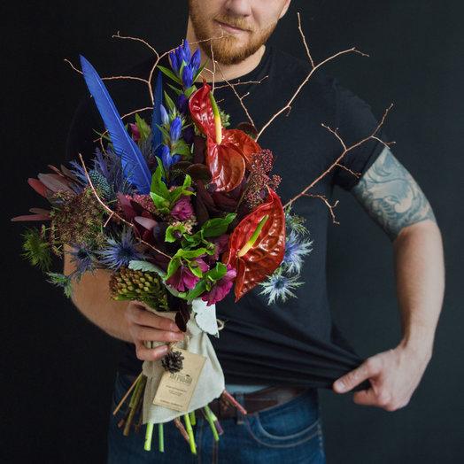 Вкус победы: букеты цветов на заказ Flowwow
