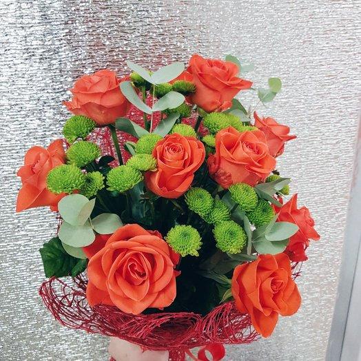 Солнечный рай: букеты цветов на заказ Flowwow