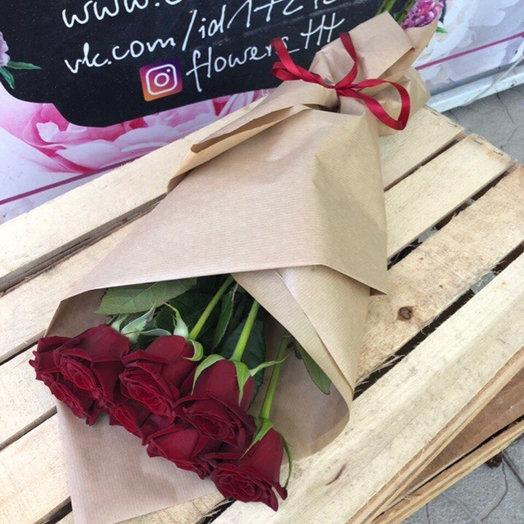 Блэк меджик: букеты цветов на заказ Flowwow