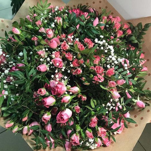 Букет «принцесса»: букеты цветов на заказ Flowwow