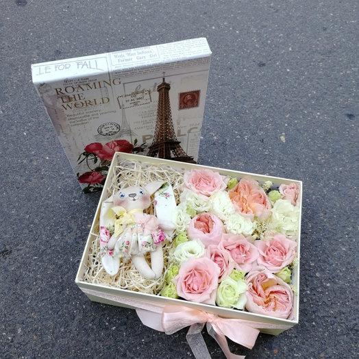 Солнечный зайка: букеты цветов на заказ Flowwow