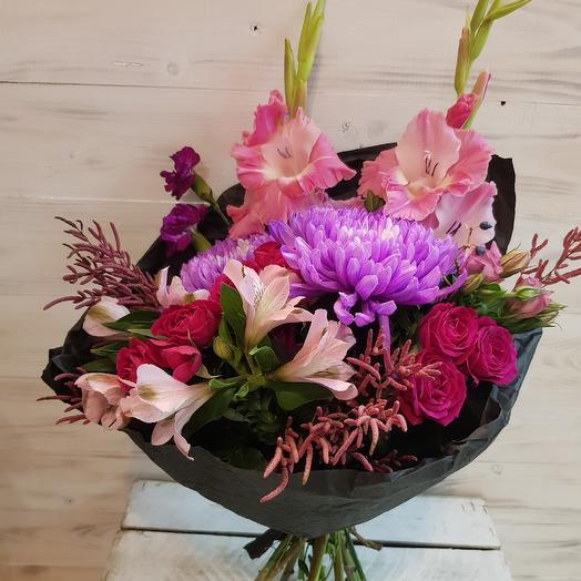 Дембель: букеты цветов на заказ Flowwow
