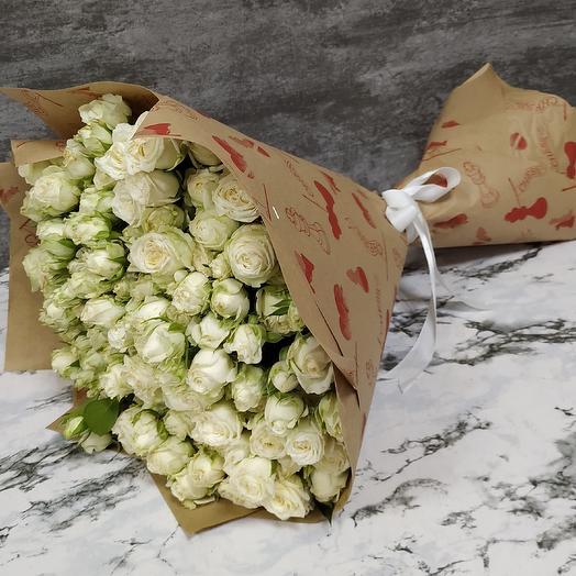 """""""Той единственной"""": букеты цветов на заказ Flowwow"""