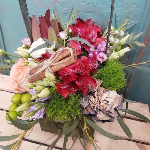 Natural Style: букеты цветов на заказ Flowwow