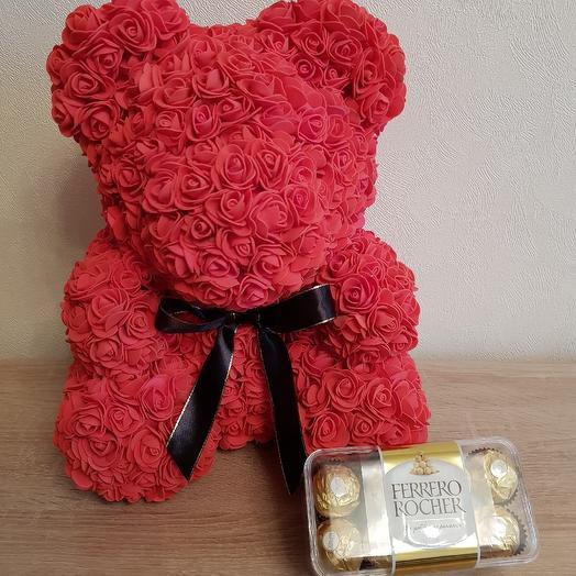 Подарочный нобор 33: букеты цветов на заказ Flowwow