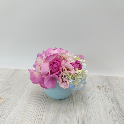 Цветочная композиция 01: букеты цветов на заказ Flowwow