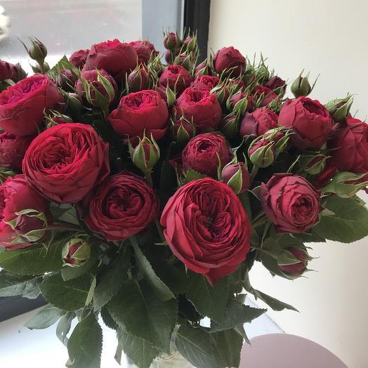 Розы Red Piano: букеты цветов на заказ Flowwow