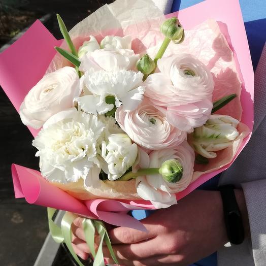 Воздушный: букеты цветов на заказ Flowwow