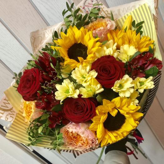 Букет «Dolce vita»: букеты цветов на заказ Flowwow