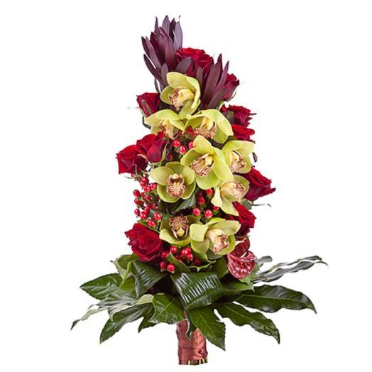 Какие цветы дарить мужчине на юбилей 80 лет, анапа