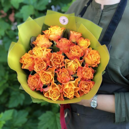 Огонь 🔥: букеты цветов на заказ Flowwow