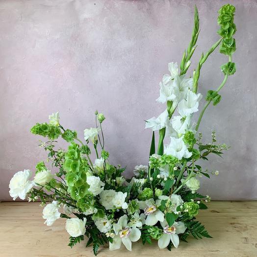 Садовый шик: букеты цветов на заказ Flowwow