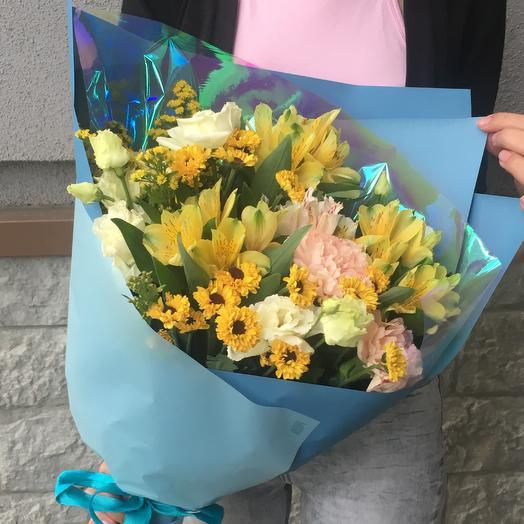 2078: букеты цветов на заказ Flowwow