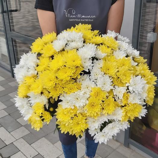 """Букет """"Солнечный микс"""": букеты цветов на заказ Flowwow"""