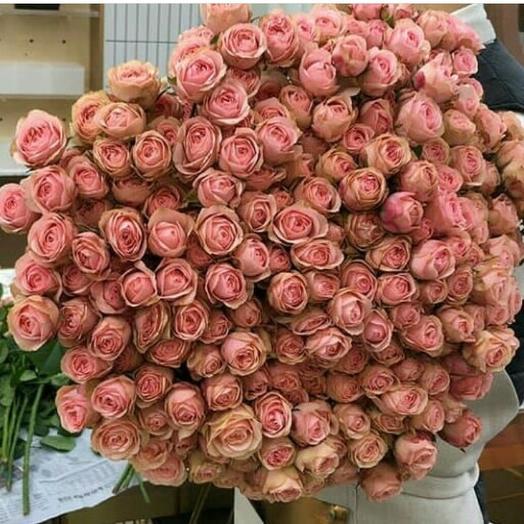 Розы кахала: букеты цветов на заказ Flowwow
