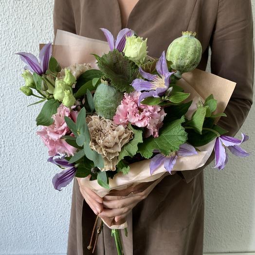 Лесной красавчик: букеты цветов на заказ Flowwow