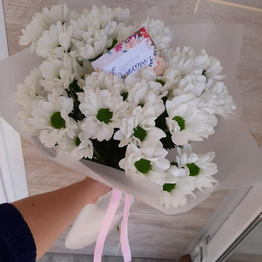 Зима наступает: букеты цветов на заказ Flowwow