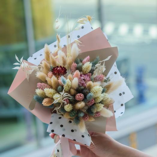 Волшебный букет: букеты цветов на заказ Flowwow