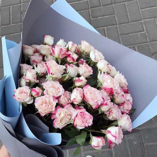 Розалина: букеты цветов на заказ Flowwow