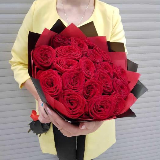 Флирт: букеты цветов на заказ Flowwow