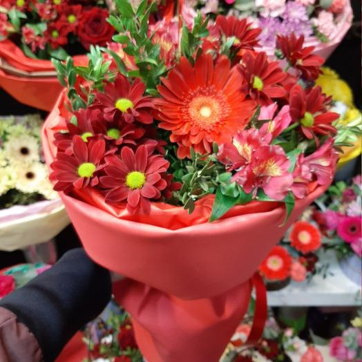 Страстный от всего сердца: букеты цветов на заказ Flowwow