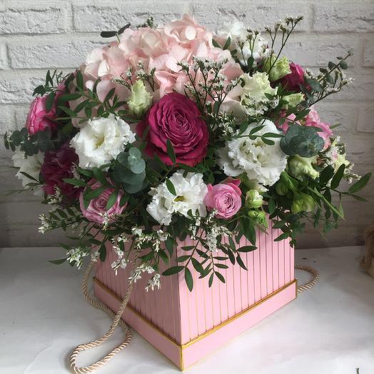 Английский сад: букеты цветов на заказ Flowwow