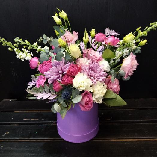 """Композиция """"мистика"""": букеты цветов на заказ Flowwow"""