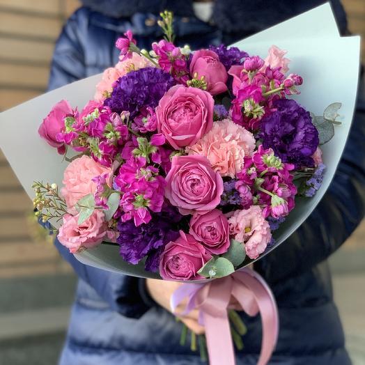 Сказочная фея: букеты цветов на заказ Flowwow