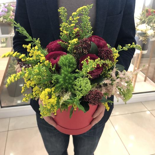 Краски любви: букеты цветов на заказ Flowwow
