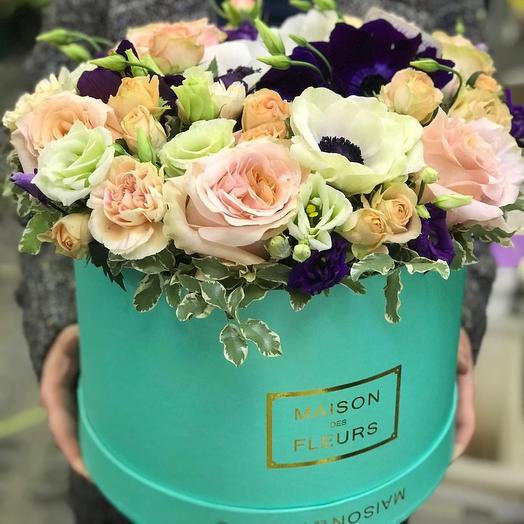 Тифани: букеты цветов на заказ Flowwow
