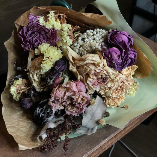 Шансон: букеты цветов на заказ Flowwow
