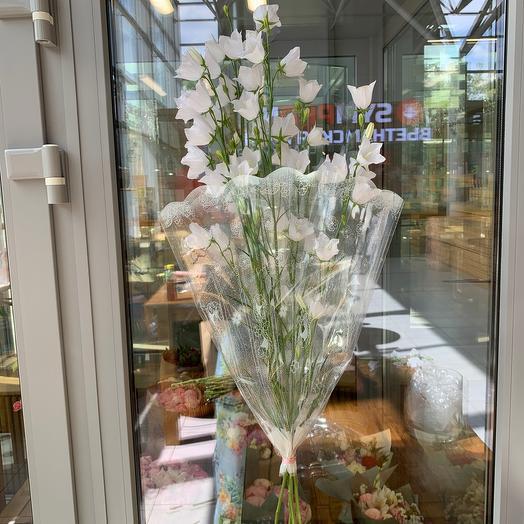 Колокольчики: букеты цветов на заказ Flowwow