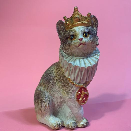 Статуэтка «кошечка принцесса»