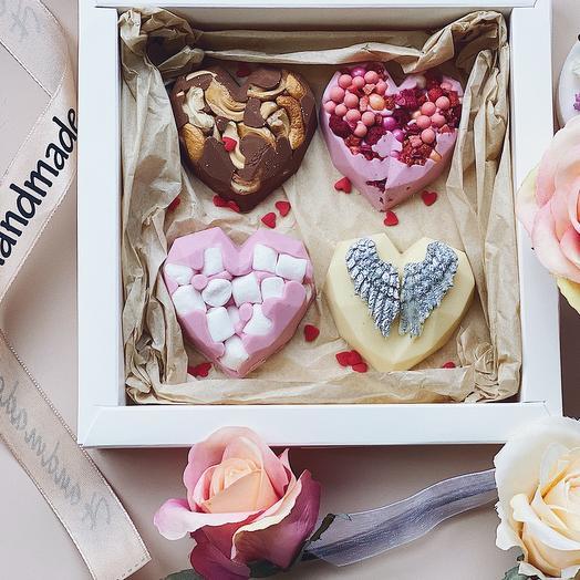 Шоколадный набор «Любимая»