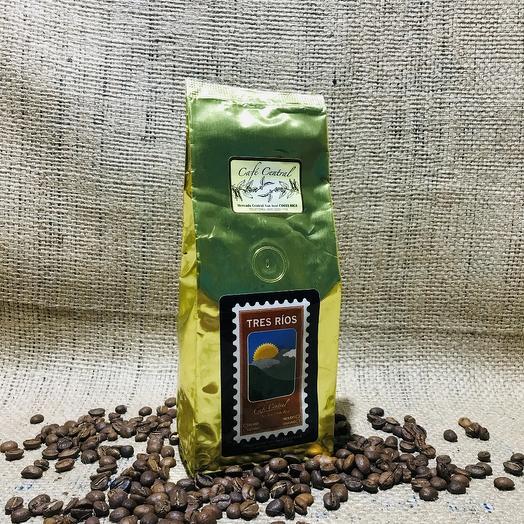 Кофе в зёрнах Tres Rios Cafe Central Коста-Рика 250 грамм