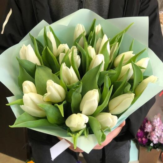 Тюльпаны с доставкой в Мытищах