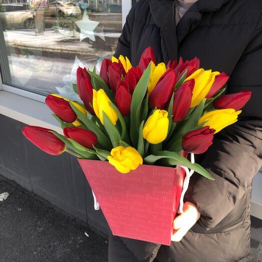 Весна в сердце