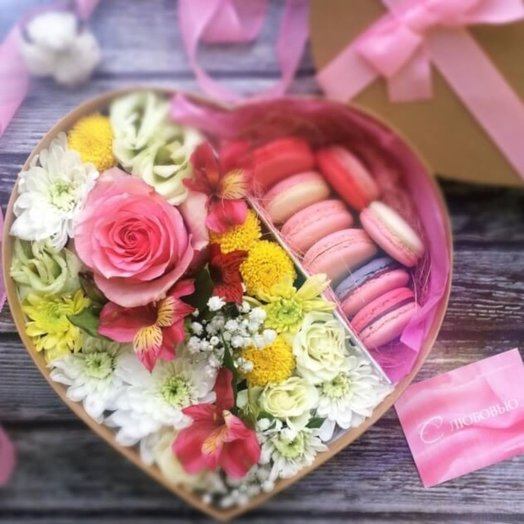 Декабрьское утро: букеты цветов на заказ Flowwow