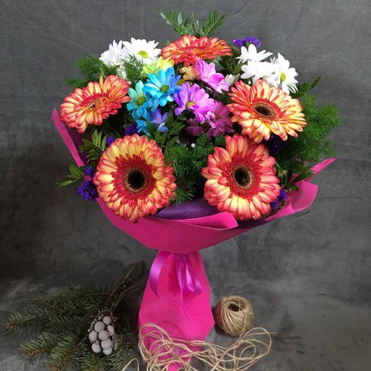 Меркурий: букеты цветов на заказ Flowwow