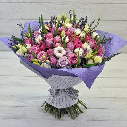 Букет Рандеву: букеты цветов на заказ Flowwow