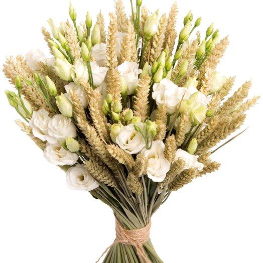 "Букет ""Тихий вечер"": букеты цветов на заказ Flowwow"