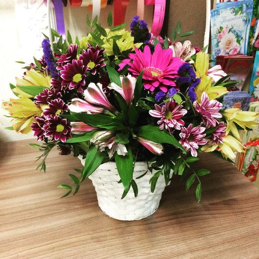 Контраст: букеты цветов на заказ Flowwow