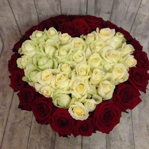 Моя Любовь: букеты цветов на заказ Flowwow