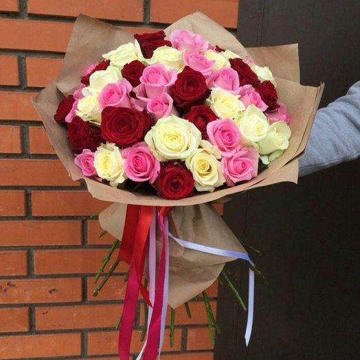 Вечно прекрасный.: букеты цветов на заказ Flowwow