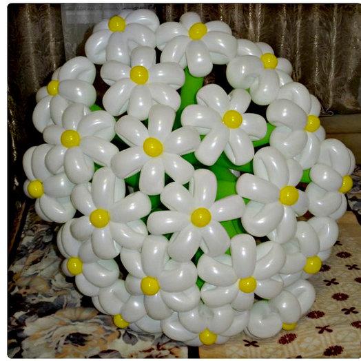 Букет белых ромашек 21 шт : букеты цветов на заказ Flowwow