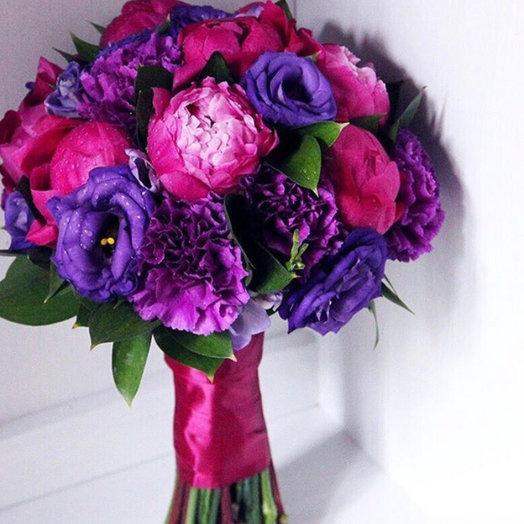 Букет «ночь»: букеты цветов на заказ Flowwow