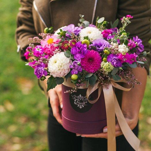 Лавандовый закат: букеты цветов на заказ Flowwow