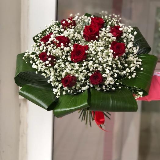 Изабелла: букеты цветов на заказ Flowwow